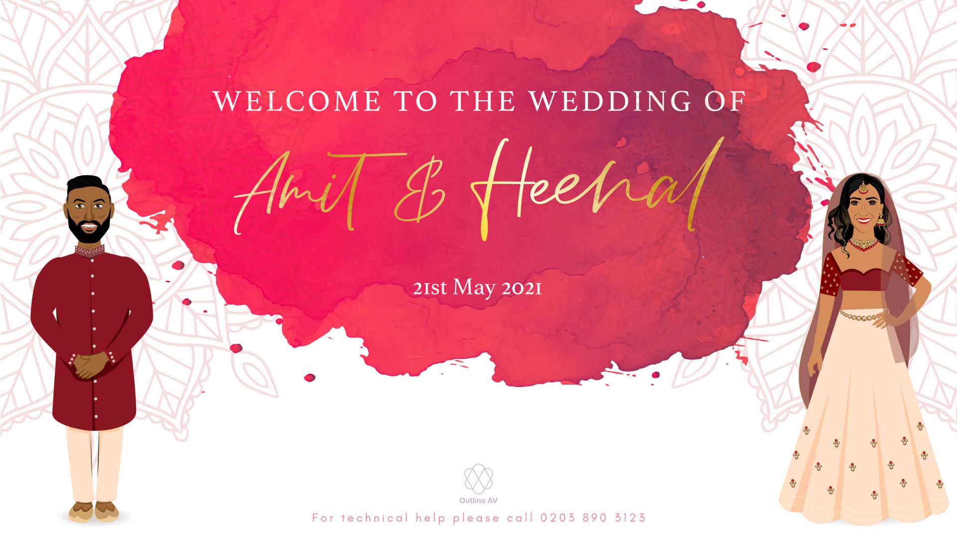 Amit & Heenal (2)