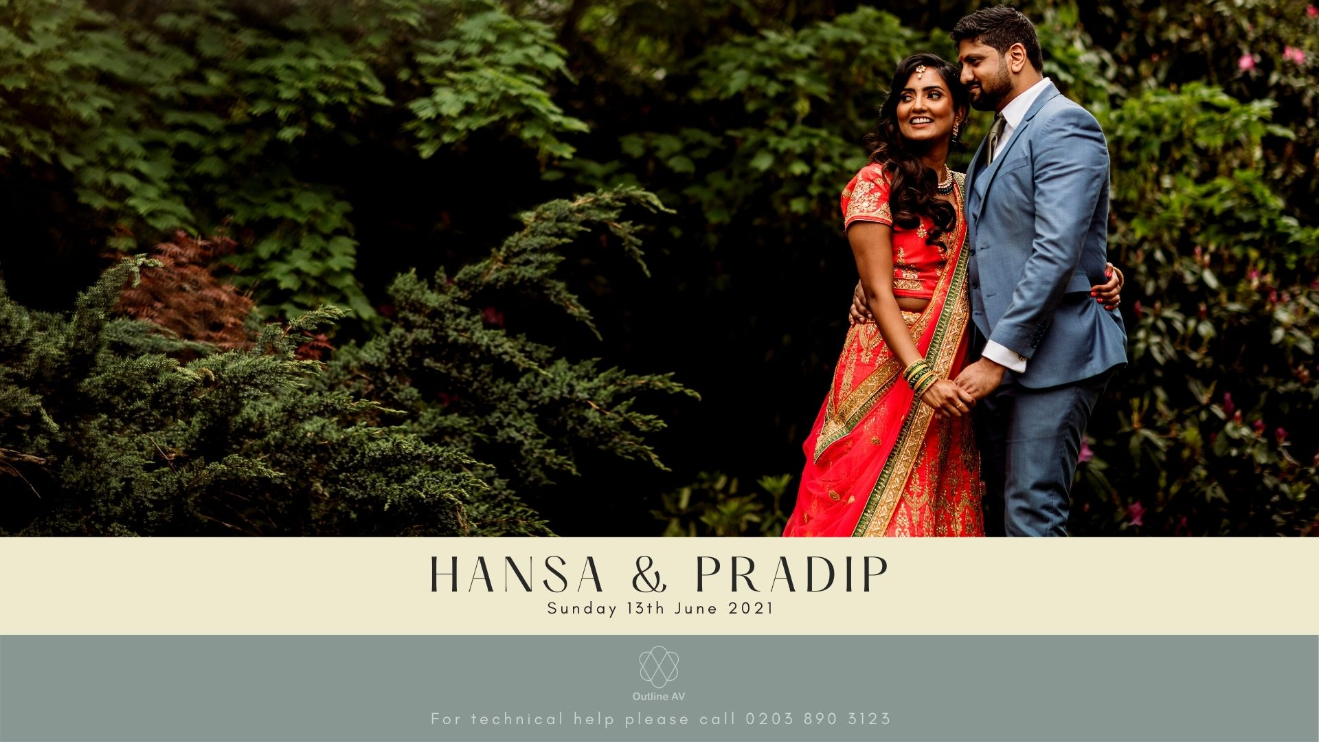 Hansa & Pradeep - Live Stream