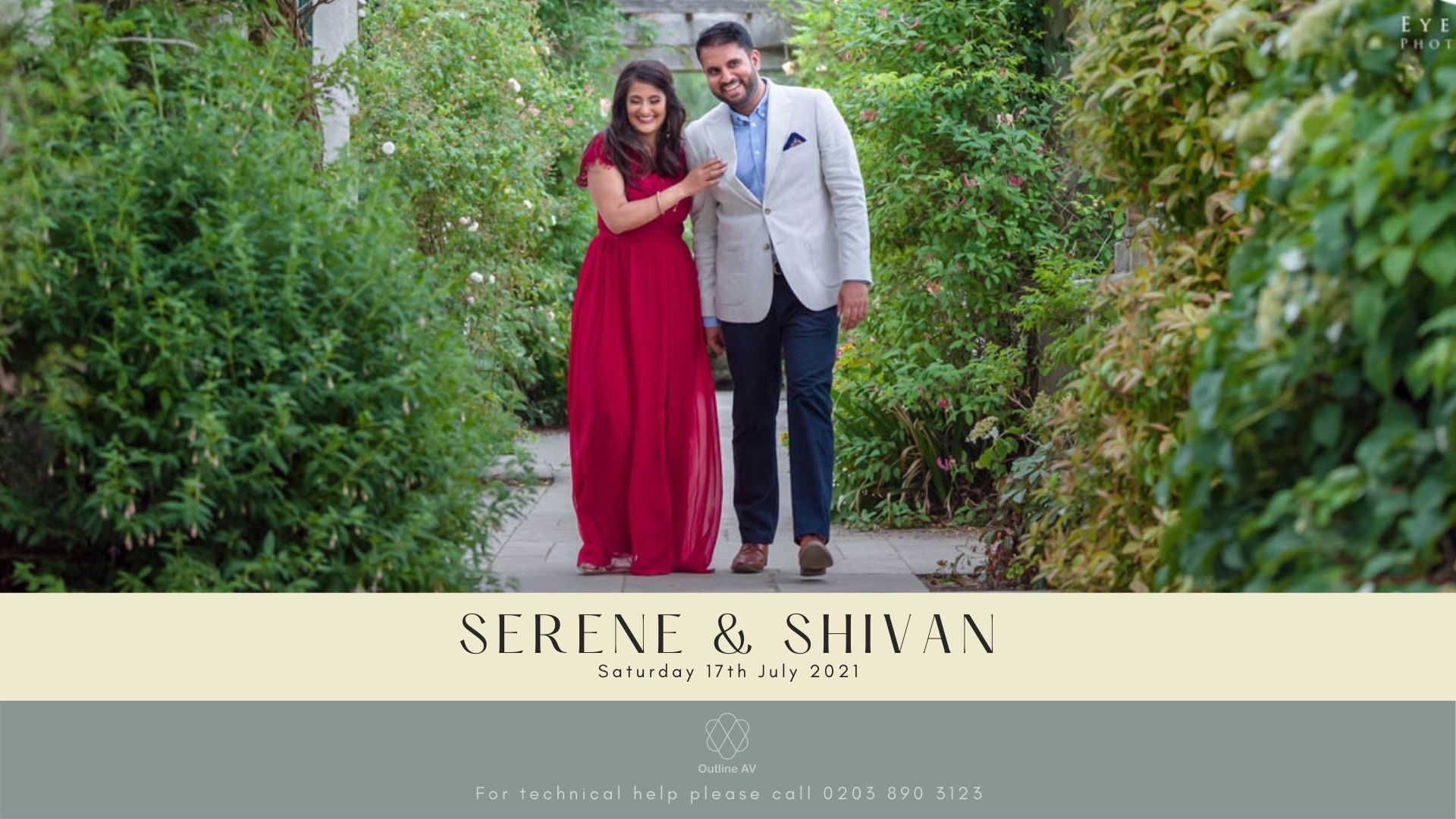 Serene & Shivan - 17.07.2021 - Live Stream (1)
