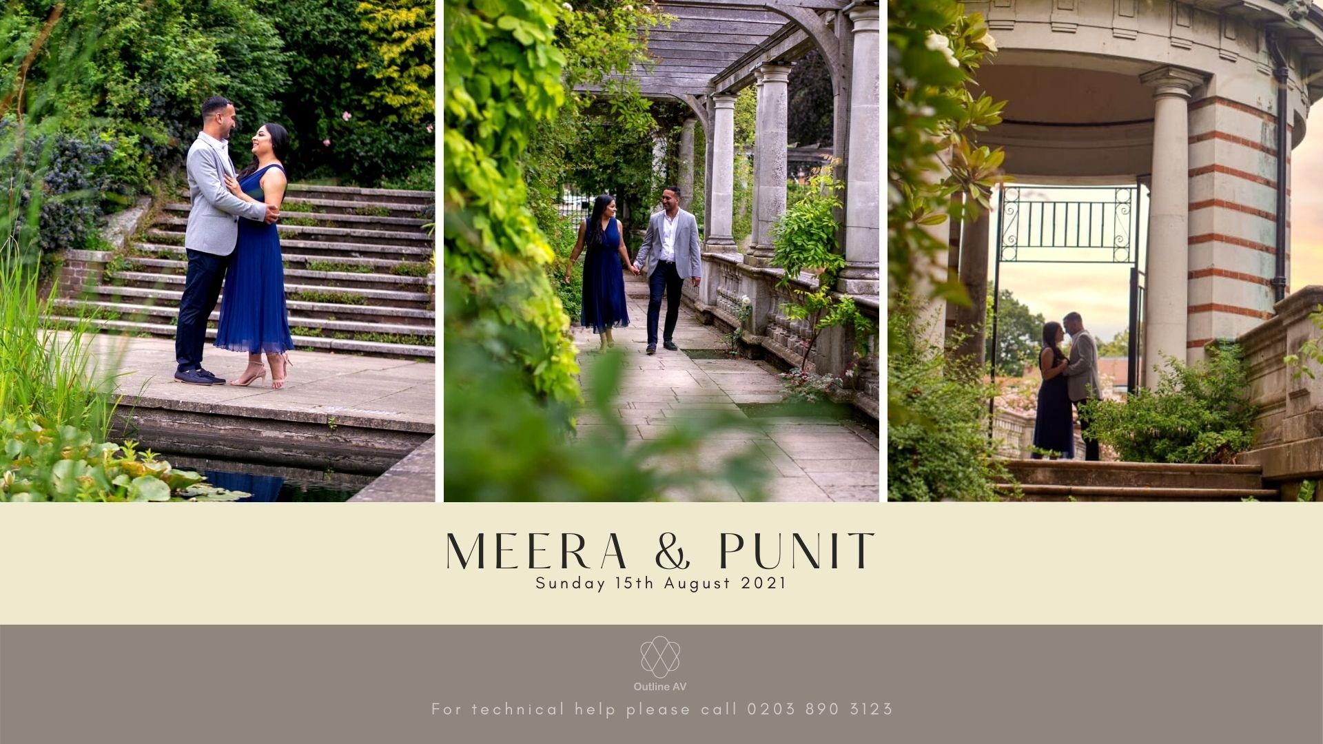 Meera & Punit
