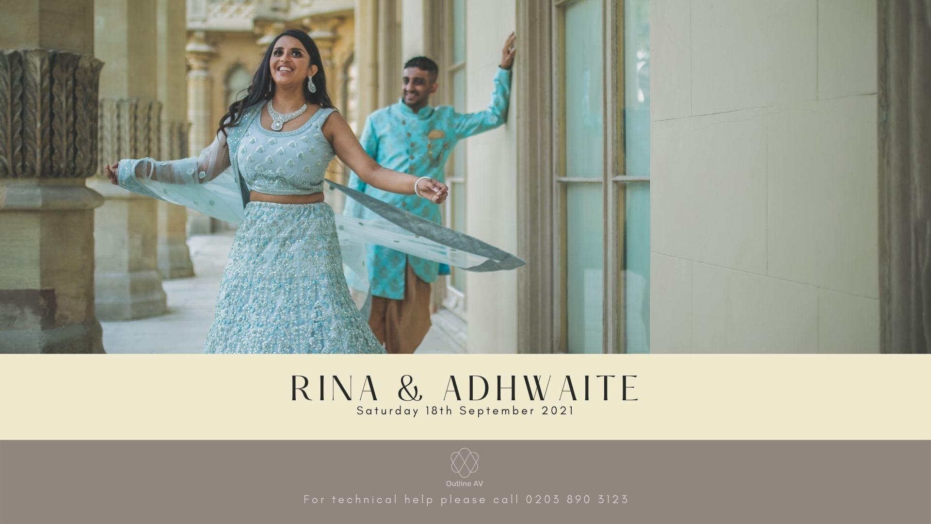Rina & Adhwaite